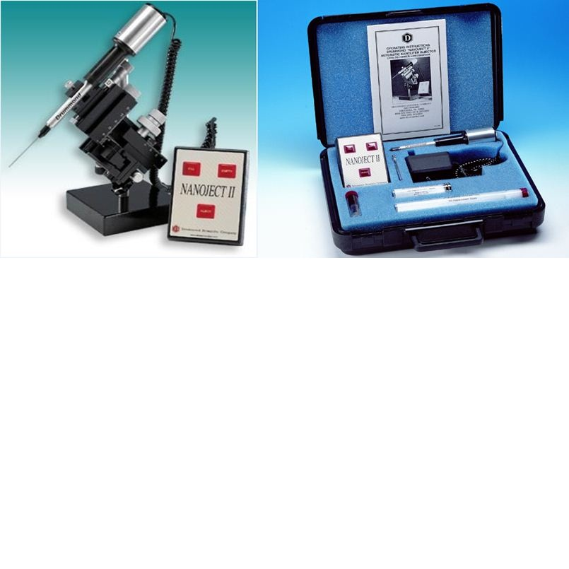 美国DRUMMOND全自动显微注射器 Nanoject II