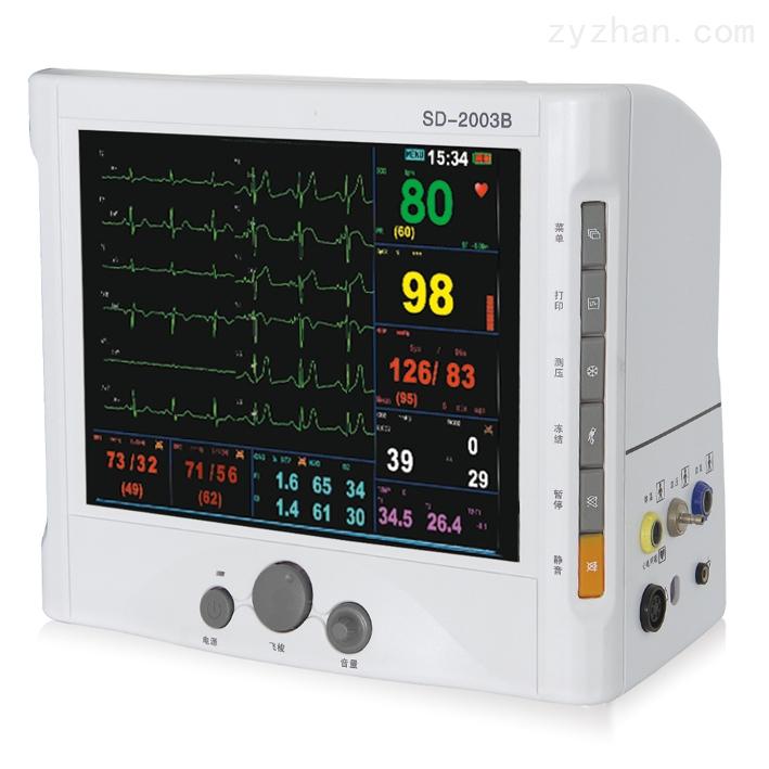 世帝  SD-2003A型 多参数监护仪