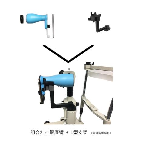 泰立瑞数字眼底镜 (套装) 眼科数字化图文报告打印系统  B