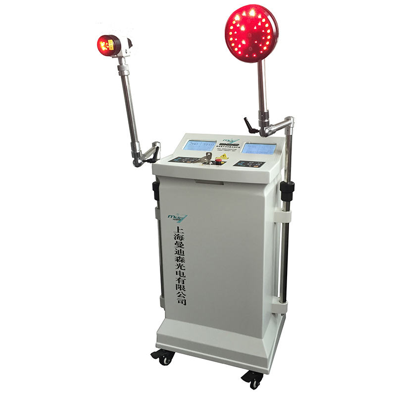 曼迪森半导体激光治疗仪 MDC-1000-3IB 双特大光斑型[立式/双自动识别]