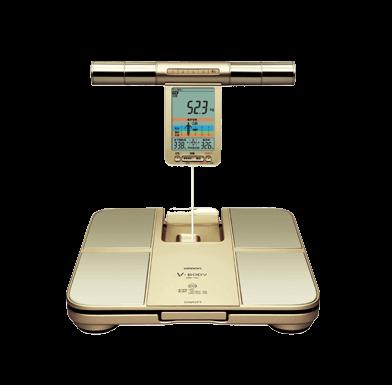 欧姆龙体重秤 家用电子称人体秤健康秤 成人体重计准确减肥秤