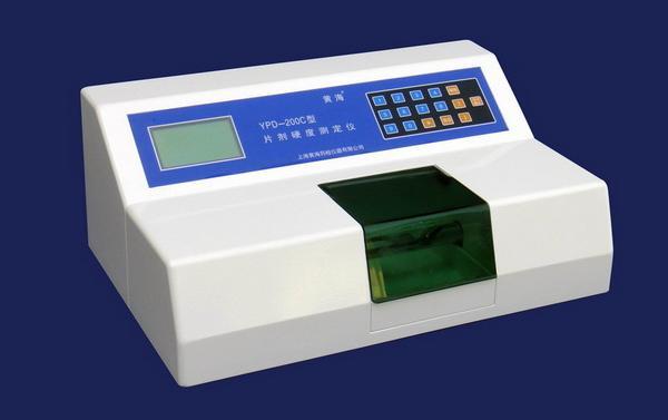 黄海药检YDP-200C 片剂硬度仪