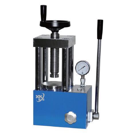 新诺 SYP-30T型手动粉末压片机 30吨粉末压片机  台
