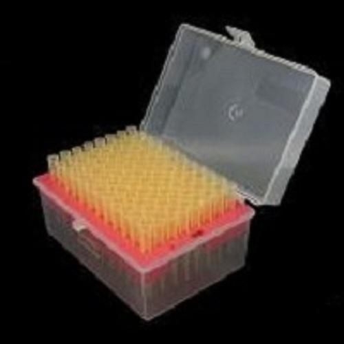 200ulBASIX 短吸嘴 ,黄色 ,盒装灭菌