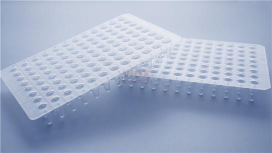 0.2ml 半裙边96孔PCR板