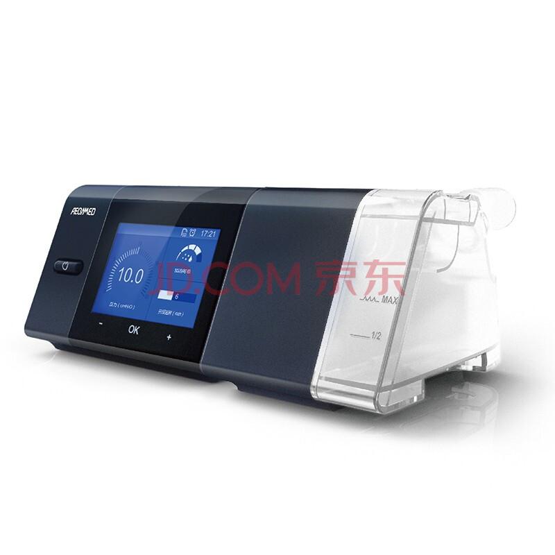 谊安家用呼吸机AS100A (Auto CPAP) 蓝色