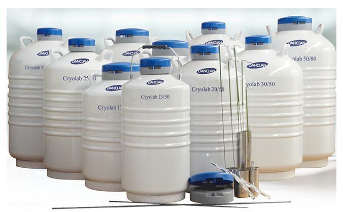 [DANCLAN]丹氏Cryolab便携液氮罐丹氏Cryol
