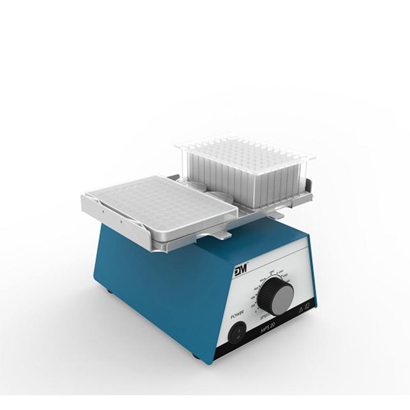 达姆 MPS 20 微孔板振荡器/深孔板/2块/1200rp