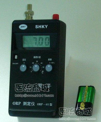 康仪便携ORP-411氧化还原电位测定仪