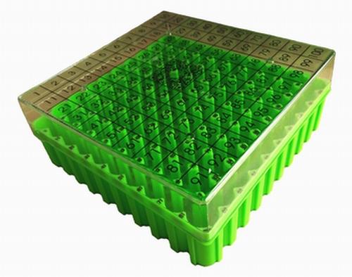 绿冻冻存盒