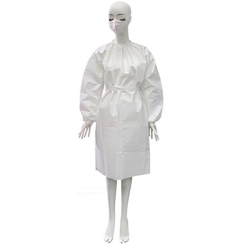 佰意 罩式隔离衣/一次性医用手术衣/男女通用隔离衣/防护服