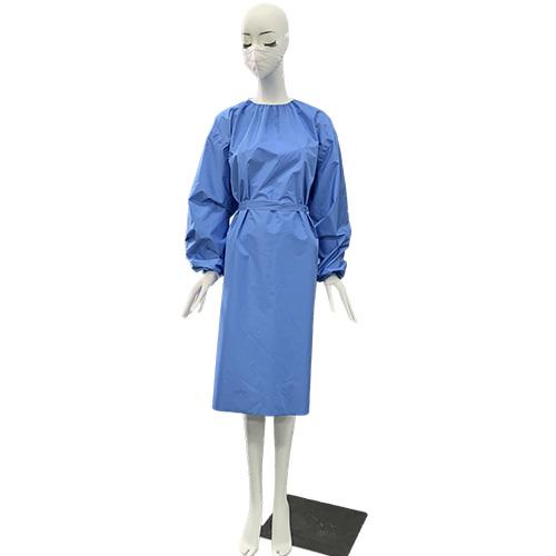 佰意 可循环使用罩式隔离衣/医用手术衣男女通用防护服/白色,浅蓝色,深蓝色,红色多色可选