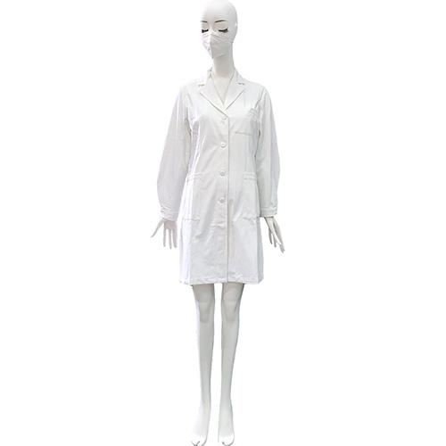 佰意 短袖/长袖白大褂(男/女)可循环使用/医用护士服/医生服/白大褂