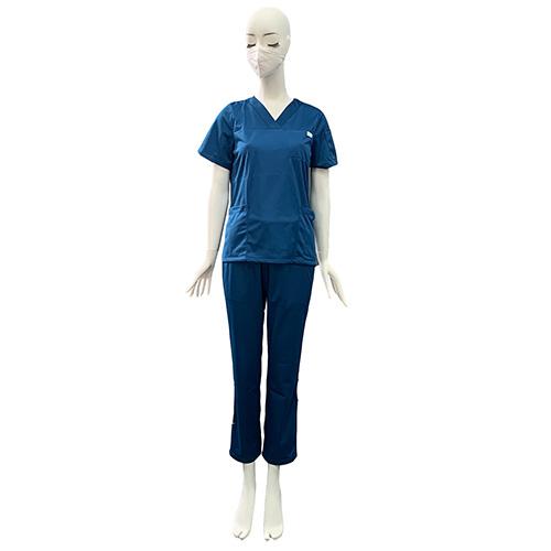 佰意 分体短袖隔离衣(男/女)可循环使用/防护服/医用隔离服