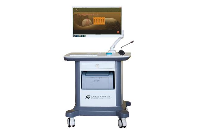 圣美孚AMF-WZXY V1.0五脏相音(中医闻诊)诊断系统 台车
