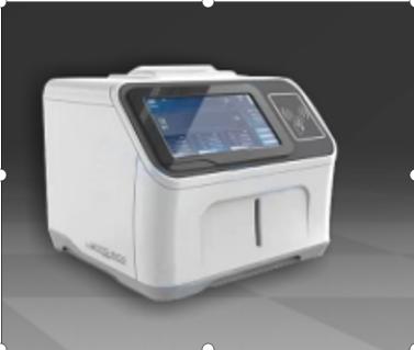 辐瑞森 FR-9102  【14C】幽门螺旋杆菌测定仪单通道采集 8英寸液晶触摸显示屏幽门螺杆菌测定仪