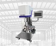 上海索维SMA-0.75PLC自动化篮式研磨机