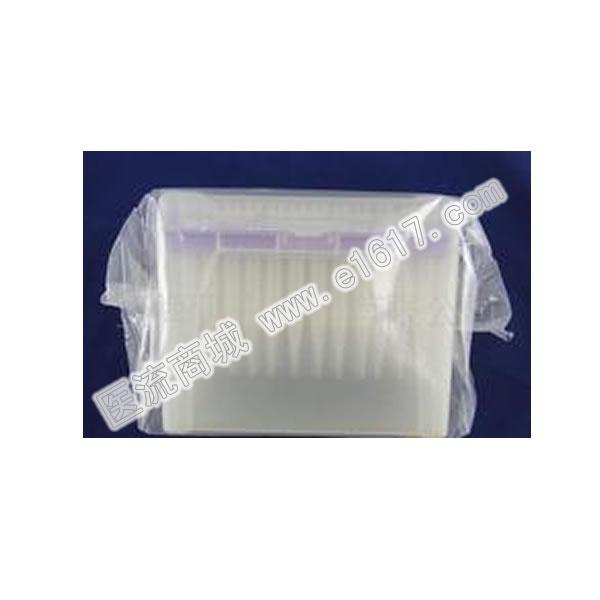 百得原装进口滤芯吸头50-1200ul,96支/盒,预消毒