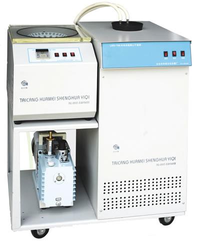 华美LNG-T98冷冻快速浓缩离心干燥器 1.5ml*80转子 转速1800rpm