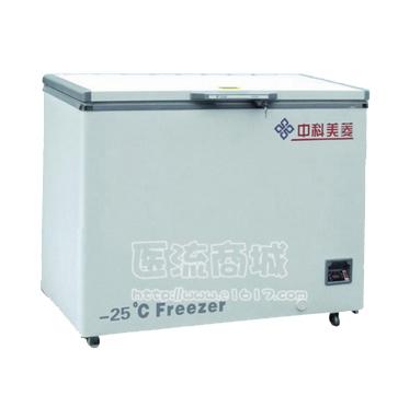 美菱DW-YW508A超低温冷冻储存箱-10~-25℃  508L 卧式