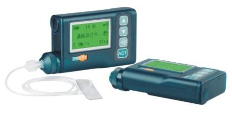 瑞宇  胰岛素泵PH300型  自动计算所装药量