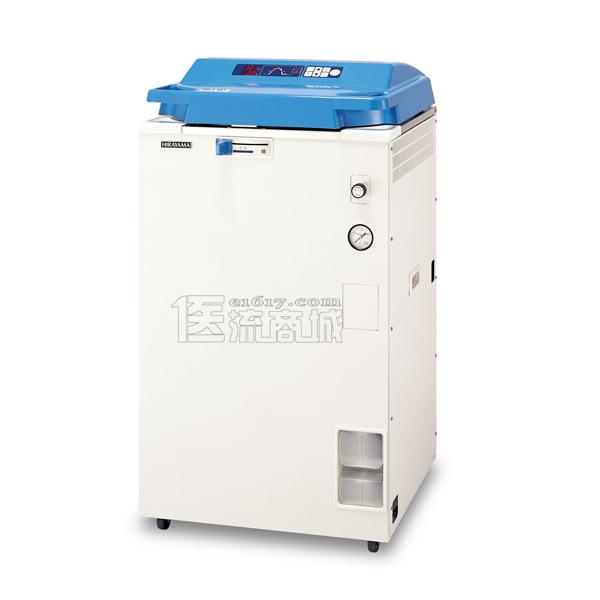 Hirayama HVE-50多模式 脉冲排气 不锈钢立式高压灭菌器 50L 自动控制