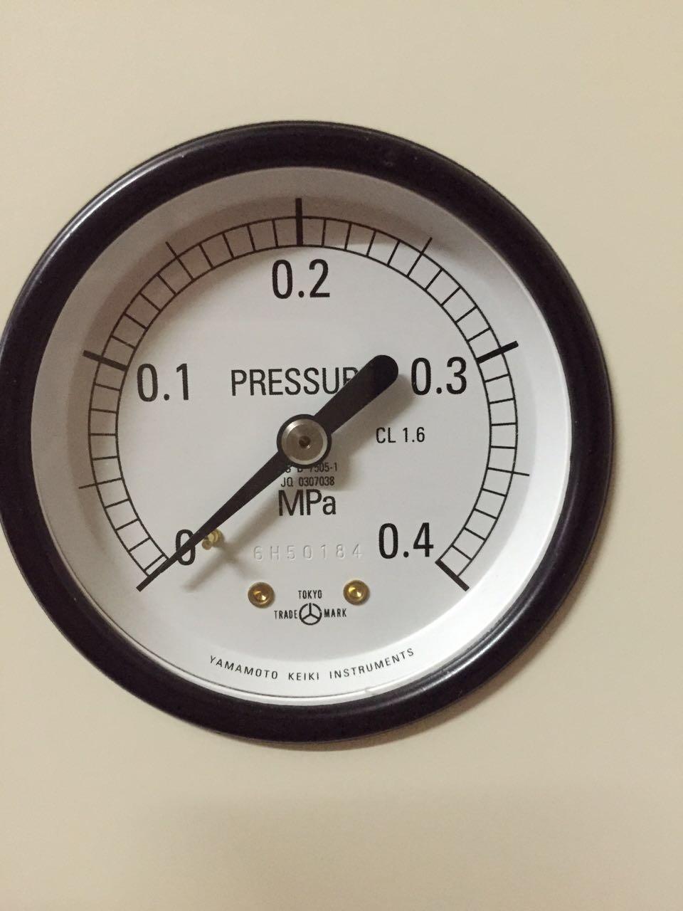 HVE-50压力表