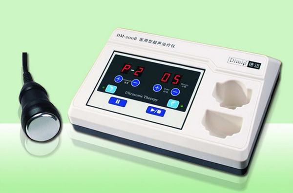 德迈DM-200B单频单移动头超声波治疗仪(家用型)