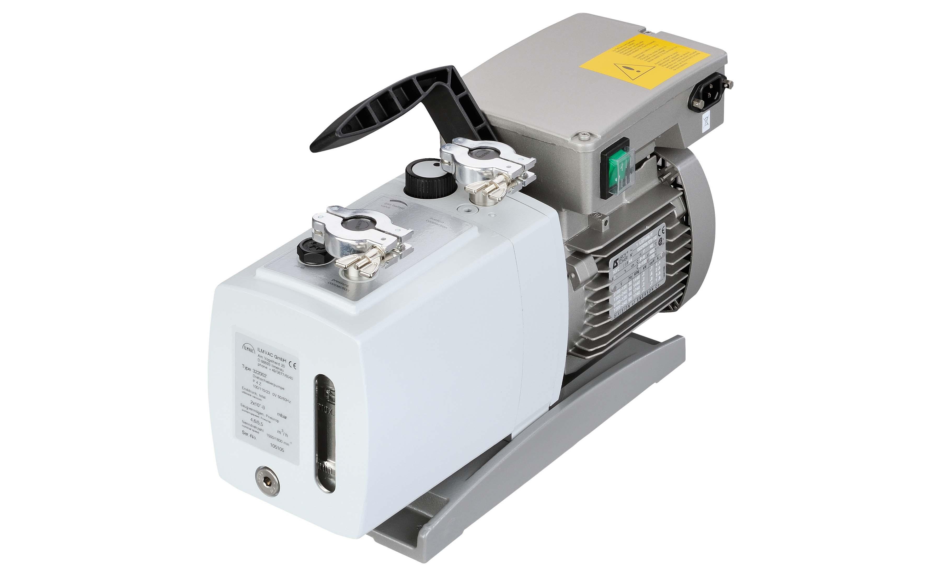 德国ILMVAC单级旋片泵P 23 E
