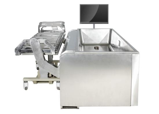 HP-DC型大型烧烫伤浸浴设备(智能型)