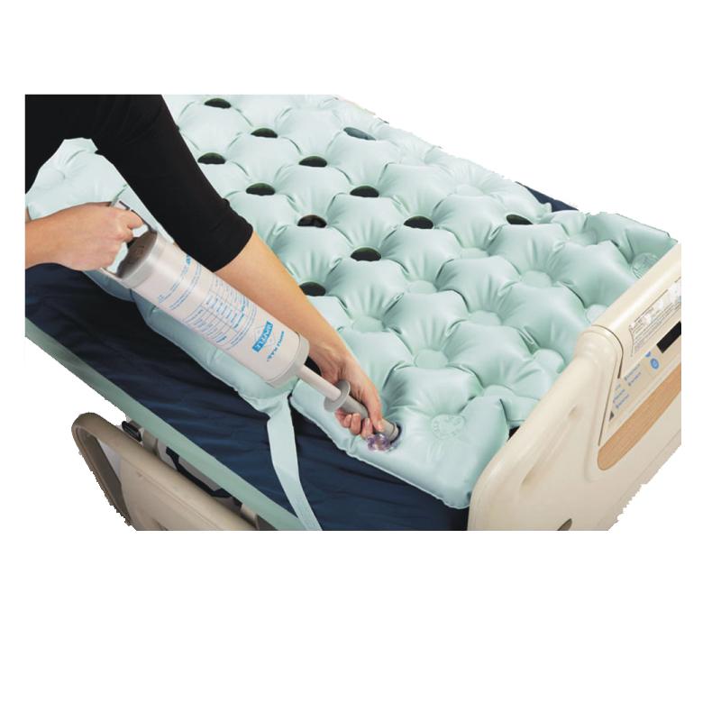 美国品牌EHOB193cm*86cm*8cm宽型防褥疮床垫卧床病人翻身护理功能
