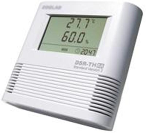 华瑞 DSR-B型温湿度记录仪 精度0.5度