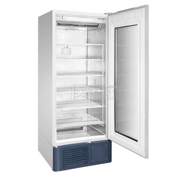 海尔2-8℃药品保存箱HYC-610/立式610L医用冷藏箱