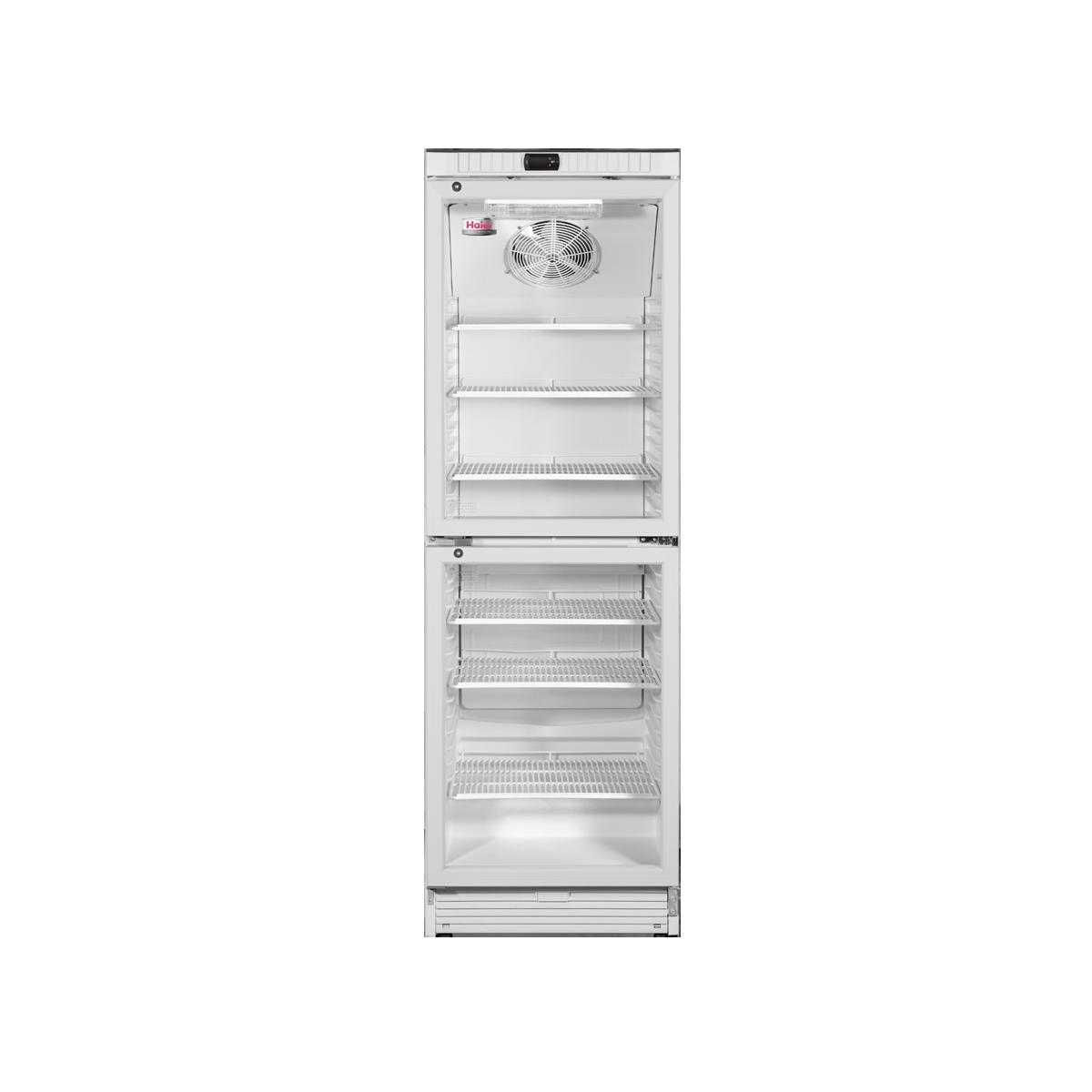 海尔 2~8℃药品保存箱HYC-356/立式双门356L医用