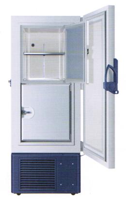海尔-86℃低温冰箱DW-86L338(J)/立式338L冰箱/-86度医用超低温冰箱