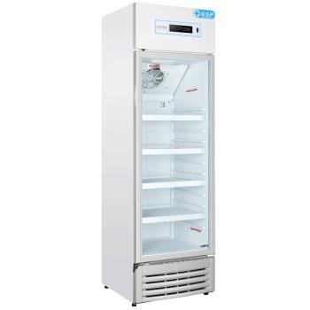 海尔2-8℃药品保存箱HYC-310/立式单门310L医用冰箱/2-8℃医用冷藏箱