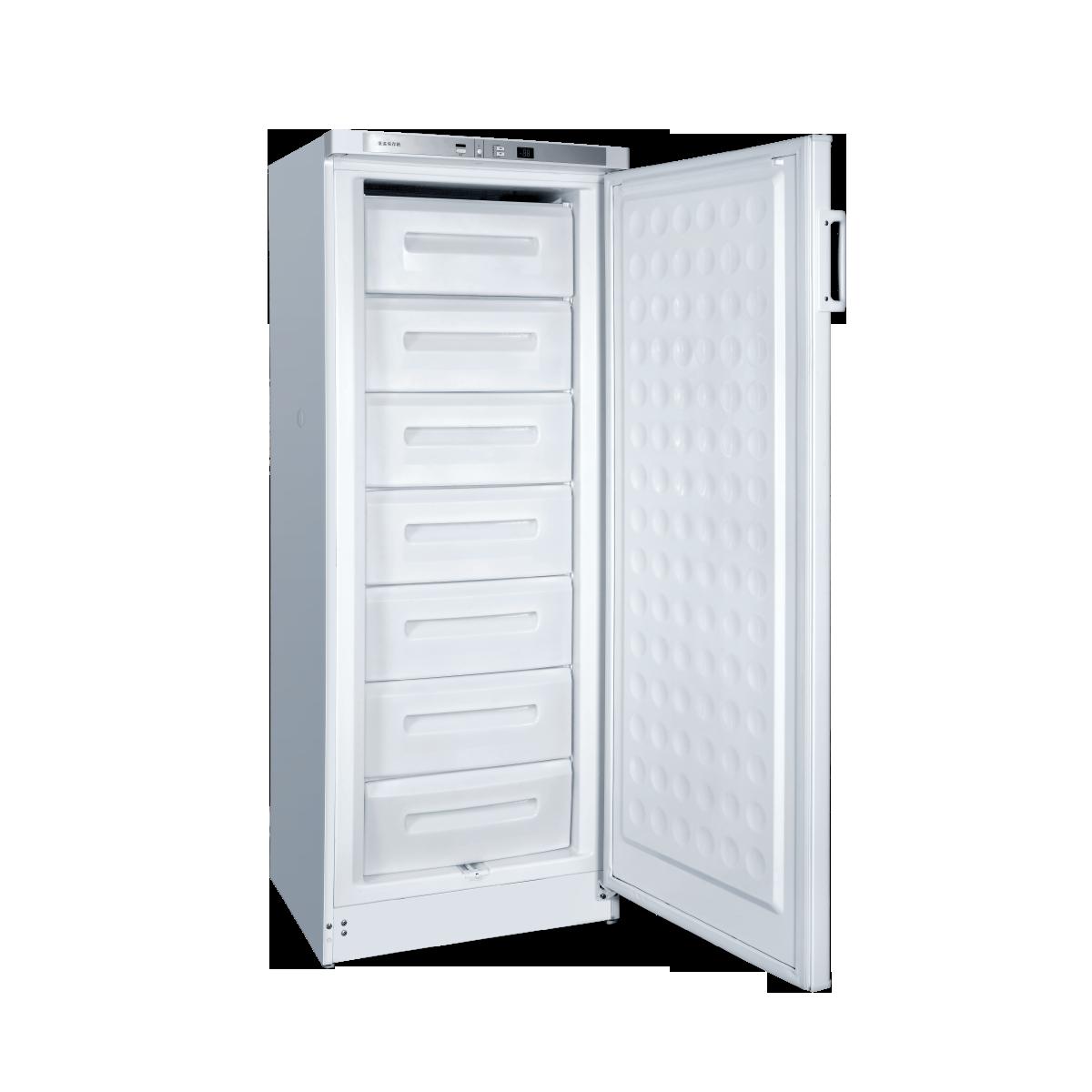 海尔-25℃立式低温保存箱DW-25L262/立式262L医用冰箱/-25℃冰箱