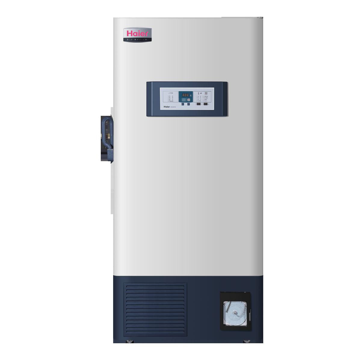海尔-86℃超低温保存箱DW-86L388J/立式超低温冰箱