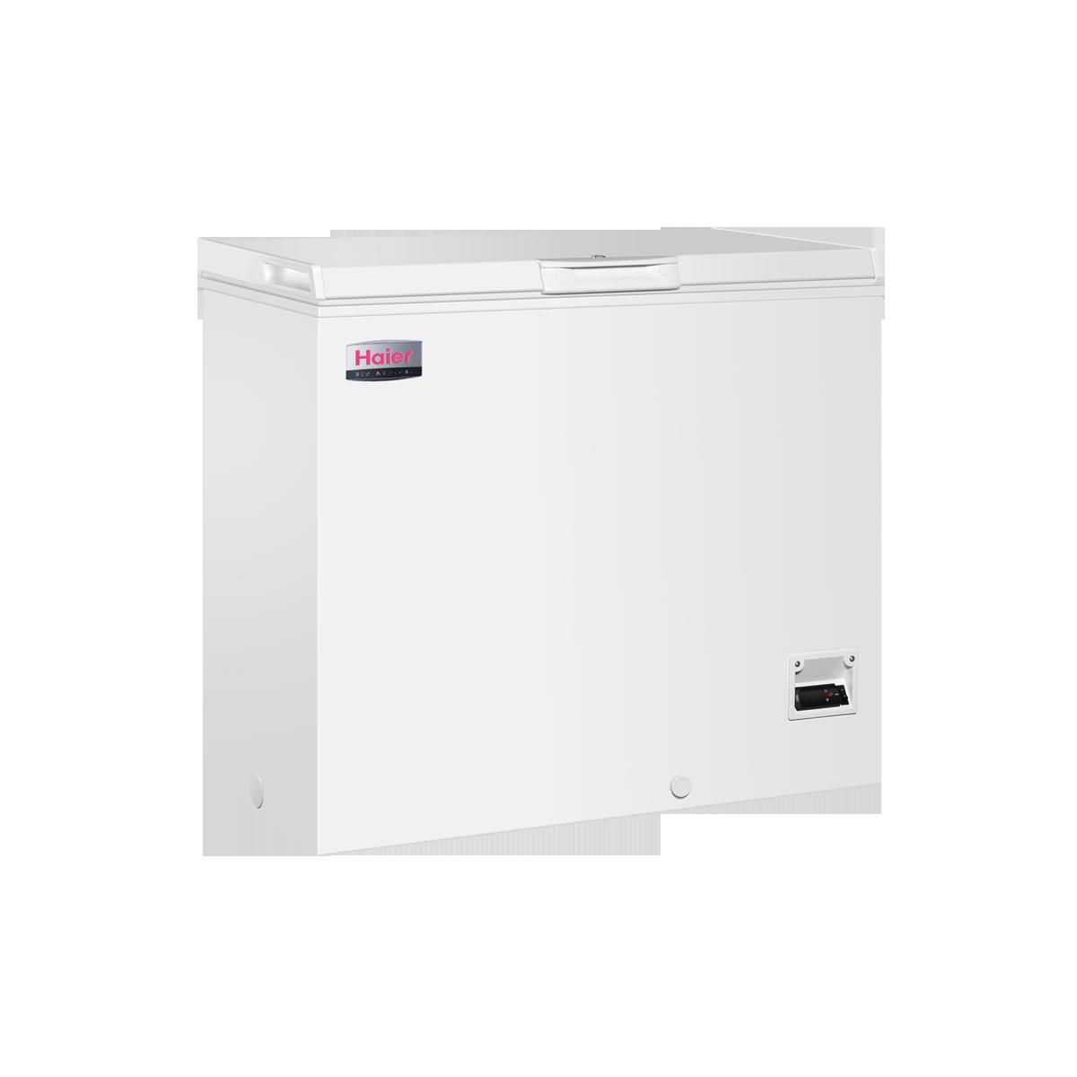 海尔-25℃低温保存箱DW-25W198/卧式198L医用冰