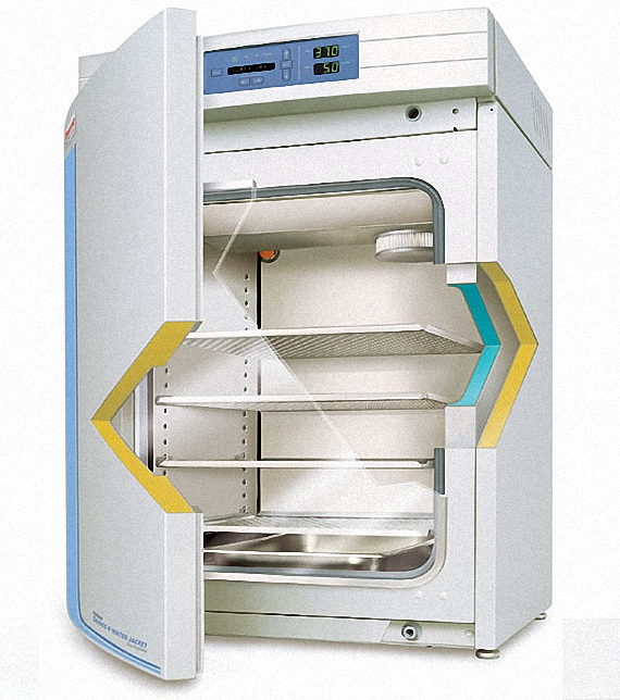 赛默Thermo 3111水套式CO2培养箱184.1L 水套容积43.5L 热导检测器
