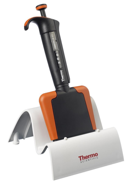 Thermo 1-10ul F2 8道可调移液器(微型管咀,