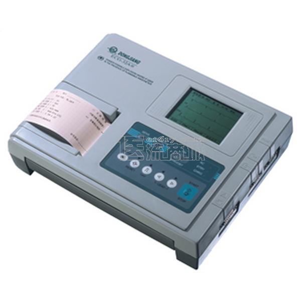 东江 ECG-32A(II)数字式心电图机(三道)/3.8寸数字自动分析心电图机