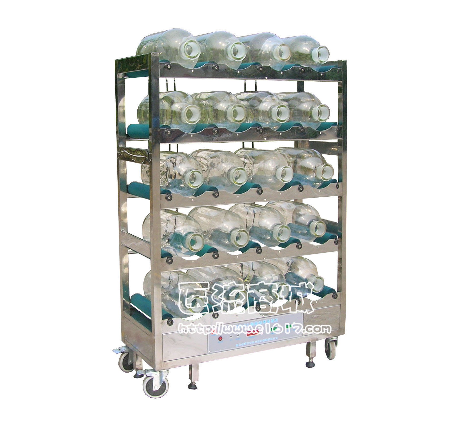 恒丰 ZP-01-40 细胞培养转瓶机 40瓶位