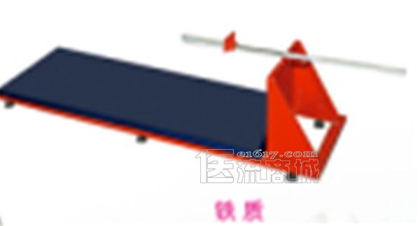金誉佳 JYJ-1000型机械式木质海绵垫子坐位体前屈测试仪