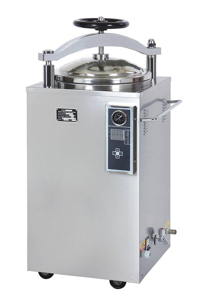 江阴滨江立式LS-35HD快开门数码显示全自动高压蒸汽灭菌器厂家批发采购价格