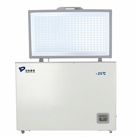 普若迈德 MDF-25H108T低温储存箱/-25度卧式108L医用冰箱/国产超低温冰箱参数报价
