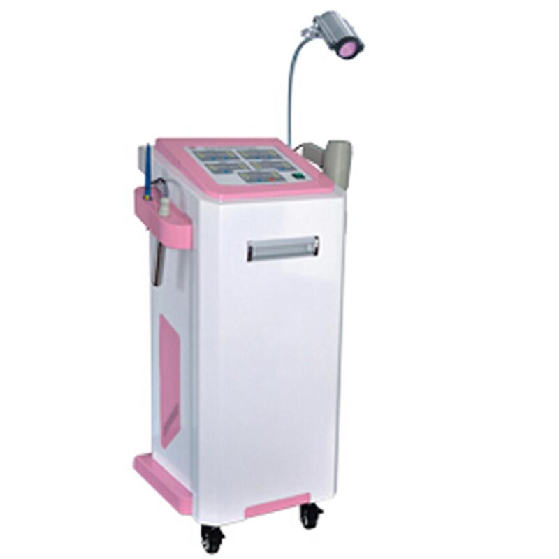 亿方  GP-5C特种光宫颈糜烂与盆腔炎治疗仪  推车式