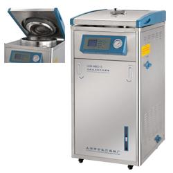 申安LDZM-60KCS-Ⅱ蒸汽内排 智能型不锈钢立式压力蒸