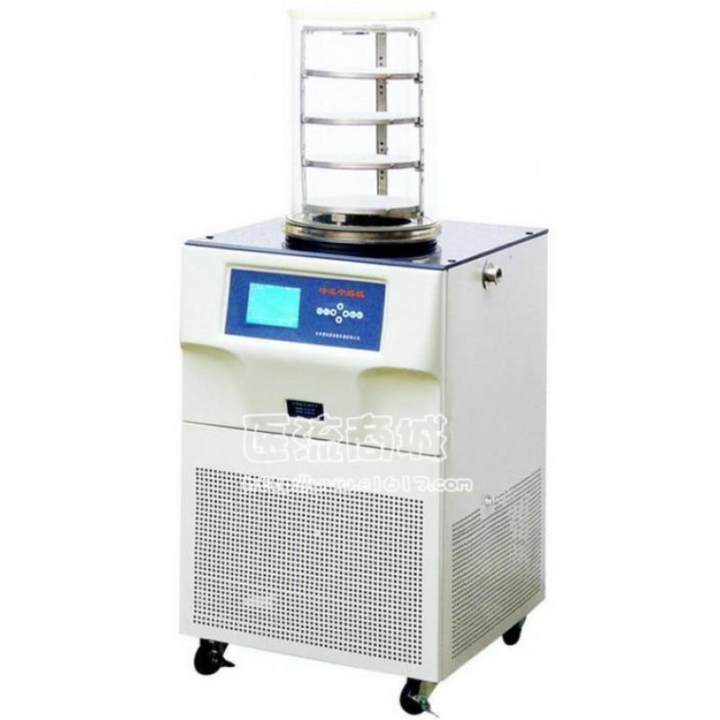 博医康FD-2冷冻干燥机 -70℃ 冻干面积0.18㎡