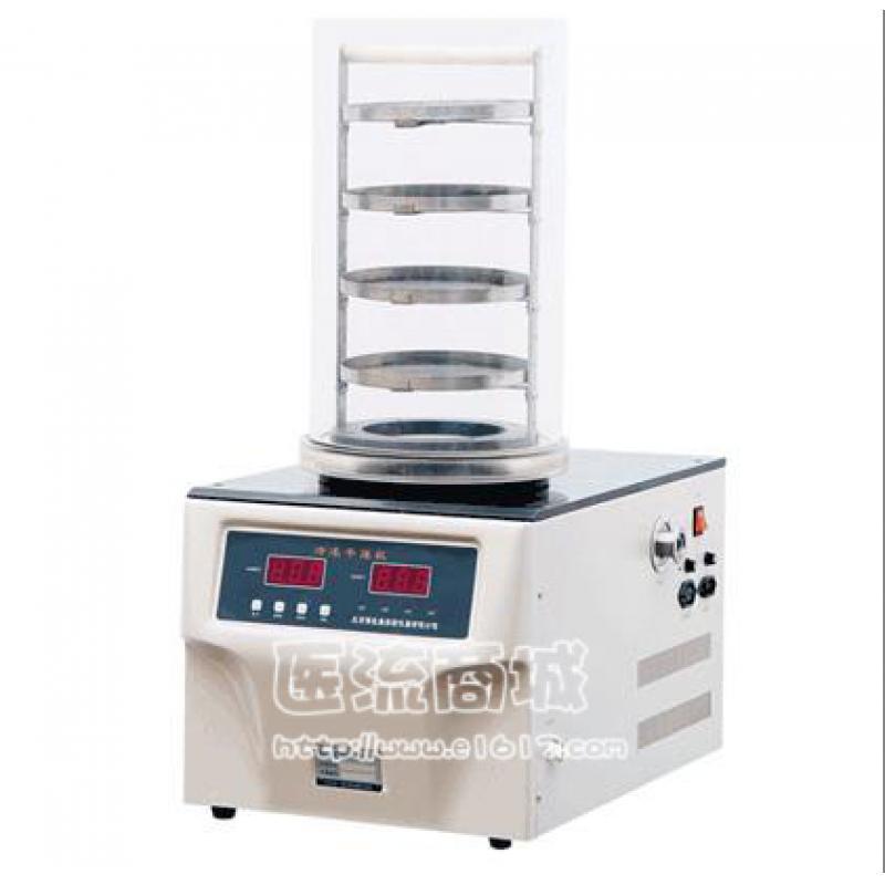 博医康FD-1A-50台式冷冻干燥机 普通型 -50℃ 冻干面积0.06㎡